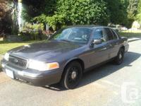 Excellent form authorities interceptor. Low kms, for sale  British Columbia