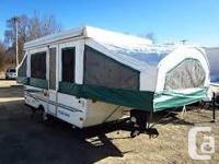 2006 Camper by Viking w/Front & Rear King Size Tent End