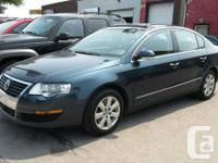 2006 Volkswagen Passat 2.0 T, 4cyl, AUTOMATIQUE, Air