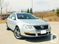 Lady Driven 2006 Volkswagen Passat 2.0T silver with