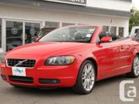 Make Volvo Model C70 Year 2006 Colour Red kms 91000