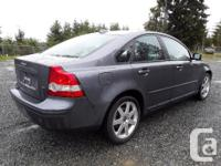 Make Volvo Model S40 Year 2006 Colour grey kms 286917 for sale  British Columbia