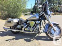 Make Yamaha kms 30255 This 2006 Road Star has only