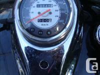 Make Yamaha Model V-Star Year 2006 kms 19700 I am the