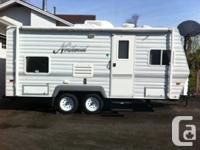 2007 Northwind 20 foot travel trailer. Sleeps 6 -