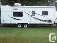 2007 Thor 26ft Travel Trailer. This trailer is very