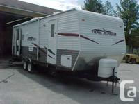 2007 Trail Runner 260 Rear Living #2849AContact: