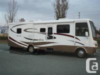 2007 32ft Newmar Baystar 3202. 25000.00 miles on it.