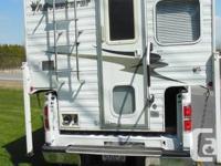 2007 - 8 foot Adventurer Truck Camper (made in Canada