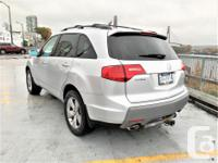 Make Acura Model MDX Year 2007 Colour SILVER kms