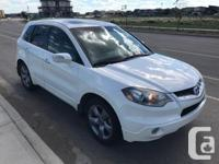 Make Acura Model RDX Year 2007 Colour White kms 141000