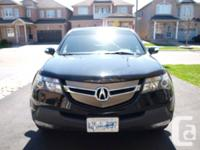 2007 Acura MDX with Premium Package deal, DVD Player,