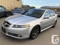 Make Acura Model TL Year 2007 Colour Silver kms 141000