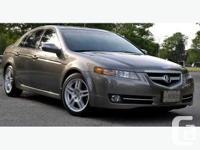 Orleans, ON 2007 Acura TL This slick ride is fully