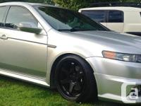 Make Acura Model TL Year 2007 Colour Silver kms 245000
