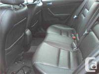 2007 Acura TSX Manual Transmission, black exterior,