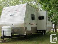 2007 Adventure Timberlodge 33Ft Trailer. One owner,