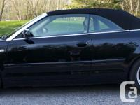 Make Audi Model A4 Year 2007 Colour black