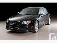 The Audi S4 is a reliable luxury car with high tech