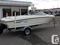 2007 Bayliner Very clean. Always pre-owned in