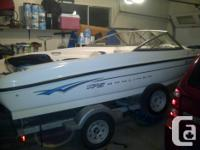 2007 Bayliner 175 with 135 mercury, great boat for all