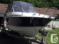 2007 Bayliner 192 Discovery Cuddy 140 Hp 3 Litre