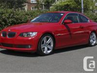 Make BMW Model 3 Series Year 2007 Colour Red kms