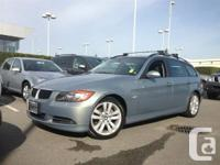 2007 BMW 328XI WAGON! ALL WHEEL DRIVE! NO ACCIDENTS!