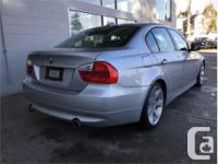 Make BMW Model 3 Series Year 2007 Colour Silver kms