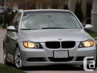 2007 BMW 3 Collection 323i, Car, Gasoline, 199600 km,.