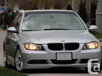 2007 BMW 3 Collection 323i, Car, Gasoline, 199600 km,.