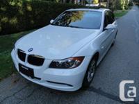 2007 BMW 328 XI /  ALL WHEEL DRIVE ./  ONLY 48000 KM /