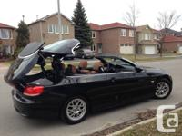 For sale is a 2007 BMW 328i Cabrio (Convertible)