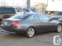Make BMW Model 328i Year 2007 Colour Grey kms 117000