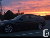 Make BMW Model 328i Year 2007 Colour Grey kms 195000
