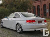 Make BMW Model 335i Year 2007 Colour White kms 72000
