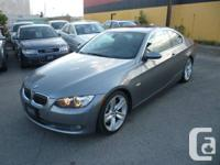 Comments THIS BMW 335i COUPE IS A VANCOUVER CAR FROM
