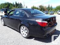 Make BMW Model 530i Year 2007 Colour Black kms 146565