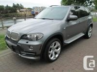 Make BMW Model X5 Year 2007 Colour Grey kms 128000