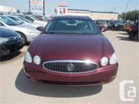 Make Buick Model Allure Year 2007 Colour Red kms