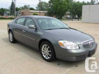 Greely, ON 2007 Buick Lucerne CXL This reliable and