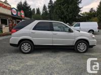 Make Buick Model Rendezvous Year 2007 Colour Grey kms