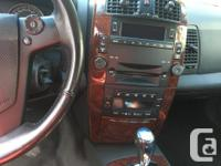 Make Cadillac Model CTS Year 2007 Colour black kms