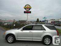 2007 Cadillac SRX V6 AWD SUV, 104,087km, 2007 CADILLAC
