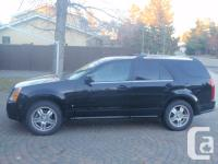 Make. Cadillac. Design. SRX. kms. 114500. 2007 Cadillac