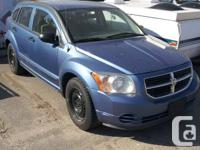 Hi I am selling my Dodge Caliber it is an SXT and was