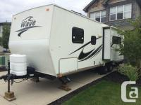 2007 Wave by Thor 29BHS - 1/2 Ton Towable - GVWR
