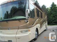 This 2007 Camelot design # 40PDQ by Monaco Train is