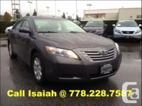 Make Toyota Version Camry Year 2007 Colour grey kms