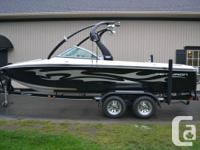 2007 CENTURION AVALANCHE SURF/WAKE   The Avalanche hull